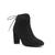 High Rise Ankle Bootie (YORK-03X Black)