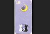 phone cover,iphone,artemis,luna,moon,sailor moon
