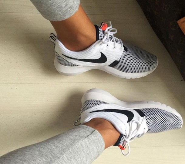 shoes, nike, nike roshe run, roshe one premium, premium