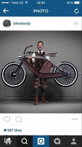 home accessory bicycle hipster mens accessories vintage dandy