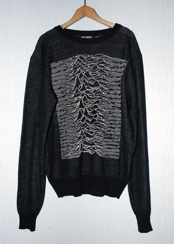 mountaints joy division grey grey sweater sweater print black band t-shirt vintage lovely grunge blouse