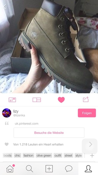 shoes khaki timberlands