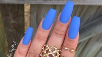 nail polish acrylic nails