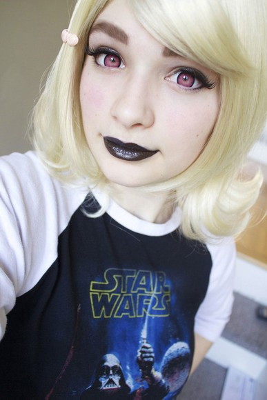 star wars shirt cosplay