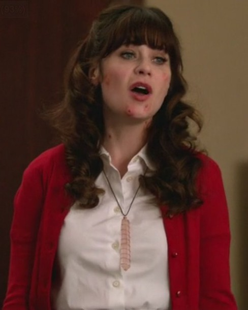 zooey deschanel jess day new girl