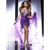 dress,stockings,lace up panoply strapless tulle full skirt long beaded mermaid prom dress,purple,curvy