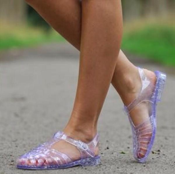 shoes jellies jellies jellies jellyshoes vintage straps