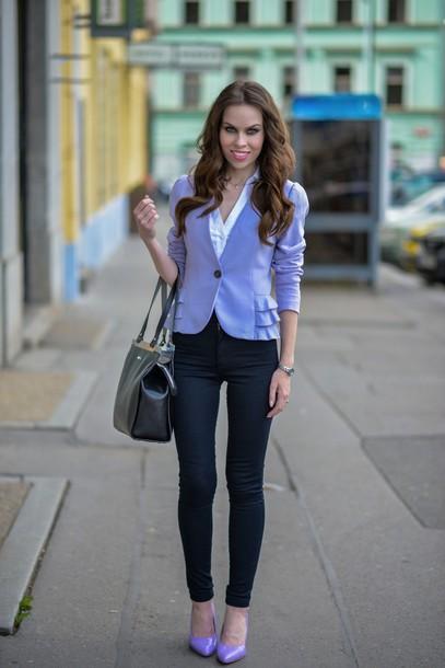 Chic Blue Jeans Jeans Choies Chic Blue Jeans