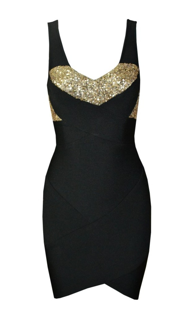 dress bandage sequins sequin dress sexy party dresses