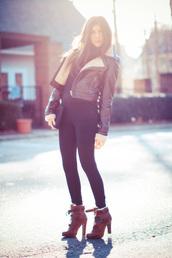 erika,fashion chalet,brown shoes,shoes