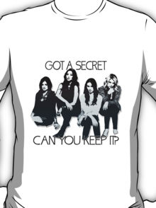 Pretty Little Liars: T-Shirts & Hoodies