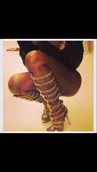 shoes gold sequins golden gladiator heels gladiators style sexy shoes high-heels shoes