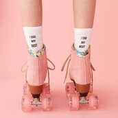 socks,white,cute,pink,skater girl,cotton,black and white,pinterest,tumblr,cool,modern,casual,nice,lovely