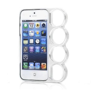 "Amazon.com: marmoter machine cut ""knuckle case"" for iphone 5: cell phones & accessories"