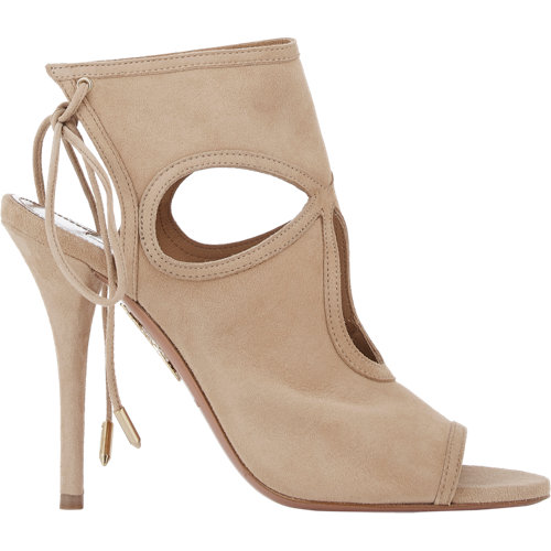 Aquazzura sexy thing booties at barneys.com