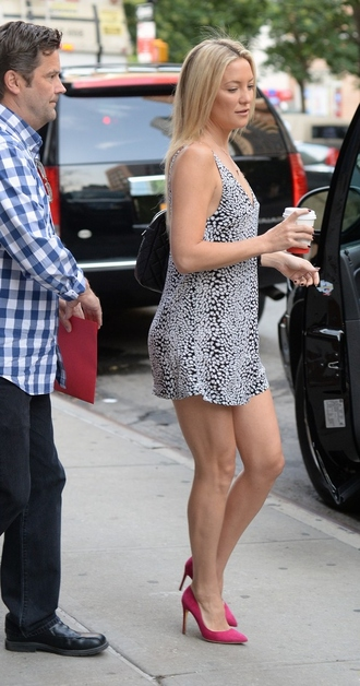 shoes romper kate hudson