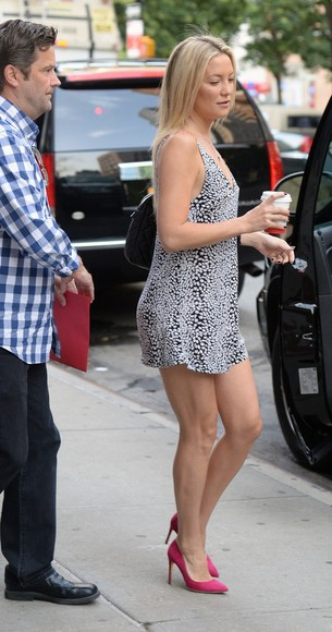 kate hudson shoes romper