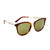Gucci Decorness Oversized Sunglasses - Havana/Green