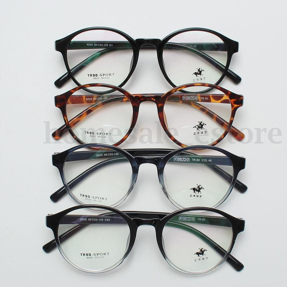 e0a7b2f0470 Men Women Retro Eyeglasses Frame Full-Rim Glasses Vintage ...