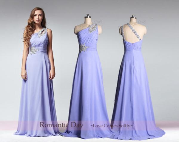 Dress custom prom dress bridesmaid long dress chiffon for Oxiclean wedding dress