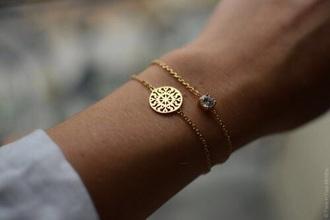 jewels gold bracelets jewelry