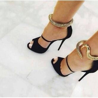jewels high heels