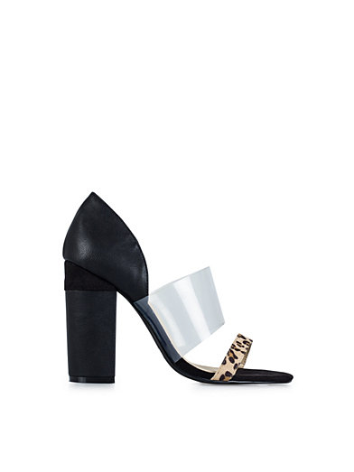 Block Heel Sandal, NLY Shoes