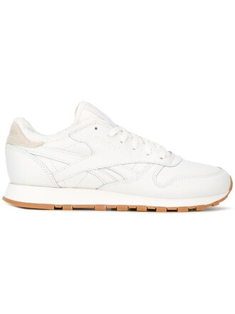 women classic sneakers leather white wool shoes