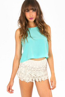 Enchanted Garden Shorts  - Tobi