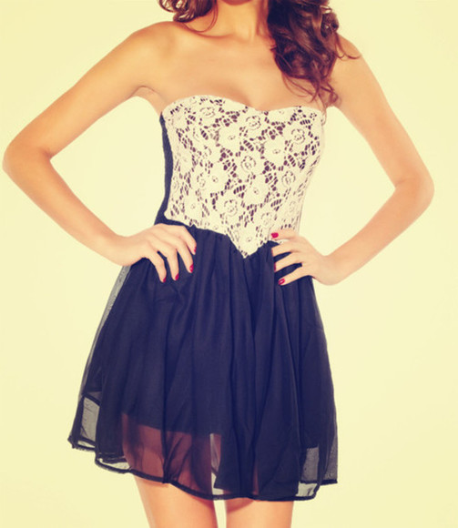 dress lace dress black lace