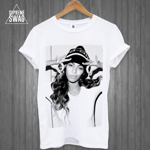 Beyonce mens swag hipster tshirt new fresh by supremeswagtshirts