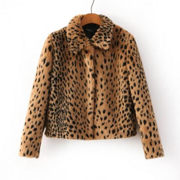 fur fur coat leopard coat leopard print discount