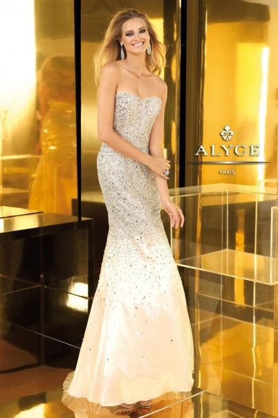 Claudine for ALYCE Paris | Prom Dress Style #2208