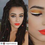 make-up,makeup palette,rccosmetics,makeup bag