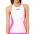 Adidas By Stella Mccartney Run Tank - White/Shock Pink