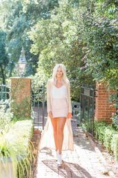 mckenna bleu - mckenna bleueu,blogger,tank top,skirt,shoes,bag,jewels