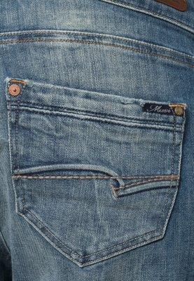 Mavi KATHY - Jeans Relaxed Fit - mid ripped vintage str - Zalando.de