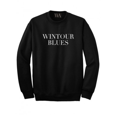 WINTOUR BLUES JUMPER | Jumpers | Ready To Wear  | Wardrobe Anarchy