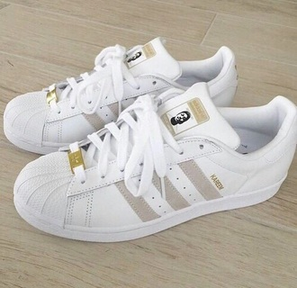 shoes adidas superstar tumblr yellow cute style love white
