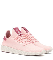 sneakers,pink,shoes