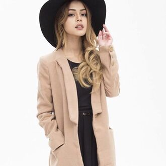 coat fall outfits college back to school tumblr fashion tumblr girl cute outfits pinterest