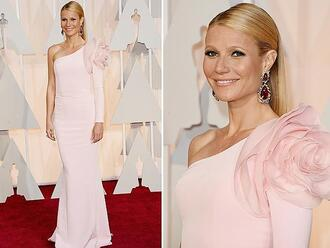 dress long dress rose pink pink dress long prom dress dusty pink gwyneth paltrow earrings oscars oscars 2016 celebrity style celebrity
