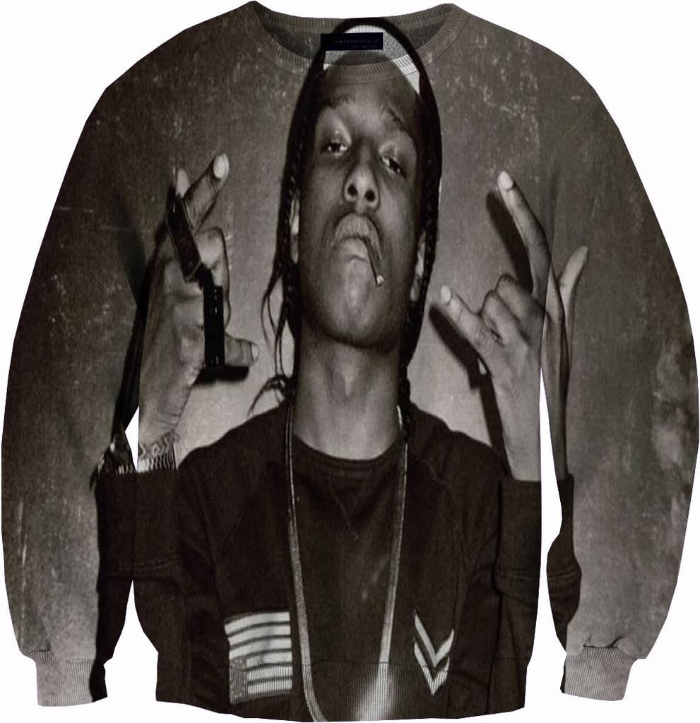 Vsvp Sweater ... Adidas ObyO Skull ...