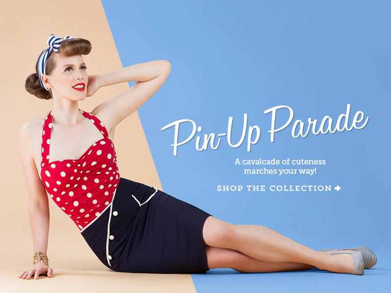 Clothing, Cute Dresses, Indie & Retro Women's Clothing | ModCloth