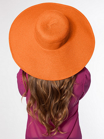 Floppy Summer Hat | American Apparel