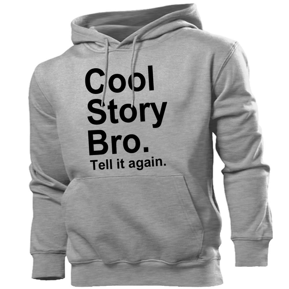 COOL STORY BRO TELL IT AGAIN OFWGKTA JERSEY SHORE HOODIE HOODY TSHIRT ALL SIZES | eBay