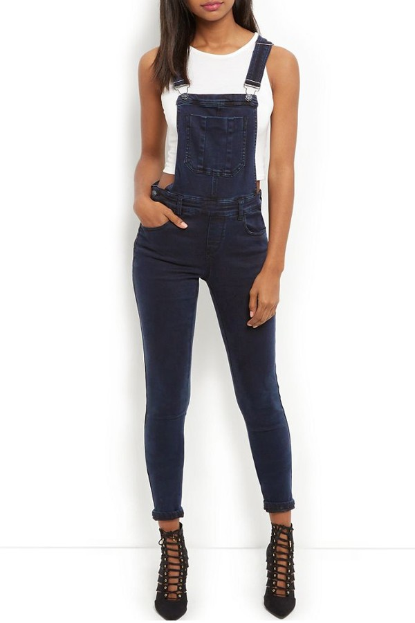eb4f902718b denim denim overalls overalls dungarees crop tops back to school zaful  shoes white crop tops 90s.