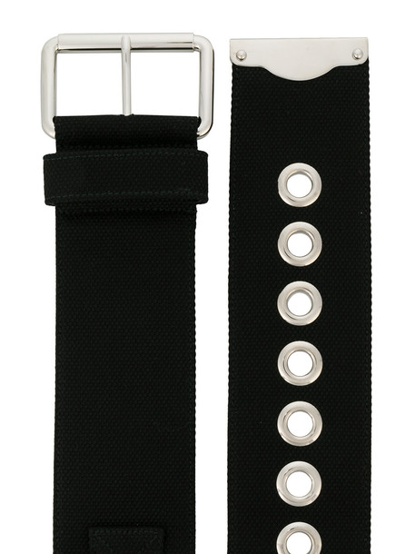 high belt black