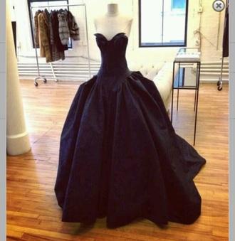 dress ball ball gown dress prom dress prom gown black dress modern dresses sweetheart dress sweetheart neckline long dress long prom dress