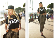 meri wild,t-shirt,pants,bag,jewels,shoes